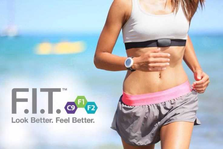 Get Healthy In 2017 with Forever F.I.T