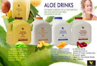 3 Delicious Forever Living Drinks
